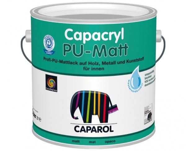 Capacryl PU-Matt Weiss